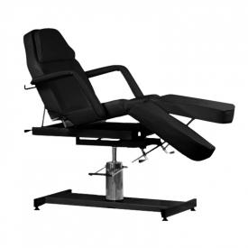 Fotel Do Pedicure Hydrauliczny A 210C Czarny