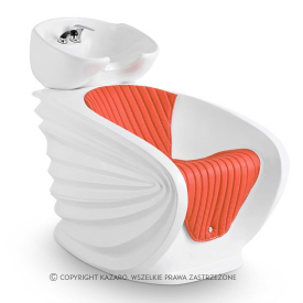 Myjnia Fryzjerska Origami, Pomarańczowa
