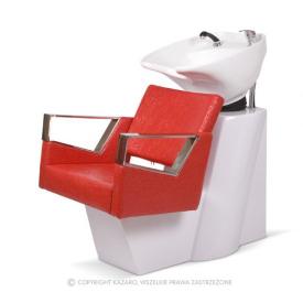 Myjnia Fryzjerska Primera Classic, Biało-Czerwona