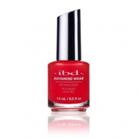 IBD Advanced Wear Pro-Lacquer Lucky Red