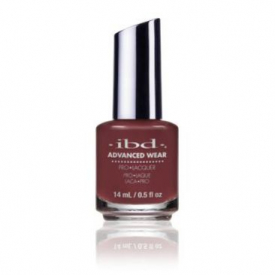 IBD Advanced Wear Pro-Lacquer Petal Imprint