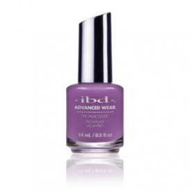 IBD Advanced Wear Pro-Lacquer Slurple Purple