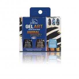 IBD Art Animal Printgel Kit - Zestaw Do Zdobień