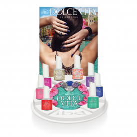 IBD Just Gel Polish Dolce Vita Collection - Zestaw Hybrydowy