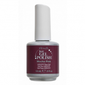 IBD Just Gel Polish Mocha Pink 14 ml