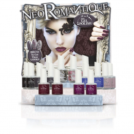 IBD Just Gel Polish Neo Romantique Collection - Zestaw Hybrydowy