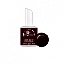 IBD Just Gel Polish Plum Raven 14 ml