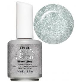 IBD Just Gel Polish Silver Lites 14ml