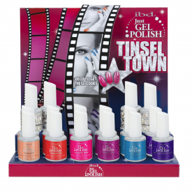 IBD Just Gel Polish Tinseltown Collection - Zestaw Hybrydowy