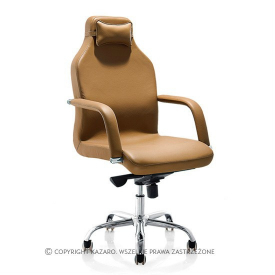 Krzesło Do Manicure Due, Brąz po