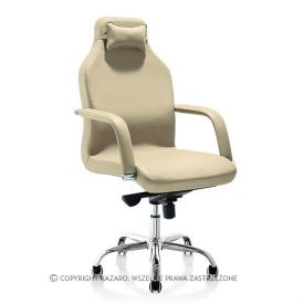 Krzesło Do Manicure Due, Ecru
