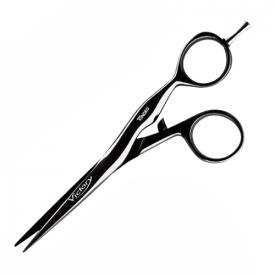 Nożyczki Fryzjerskie Victory Black Offset S-Line, Rozmiar 5.5