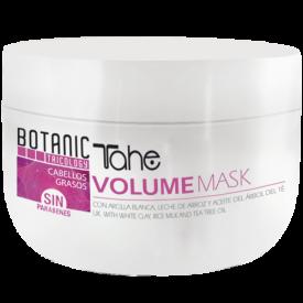 Tahe Maska Do Włosów Cienkich I Przetłuszczających Volume Mask, 300 ml
