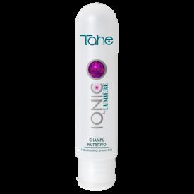 Tahe Szampon Odżywczo Nabłyszczający Do Włosów Lumiere Ionic Shampoo, 100 ml