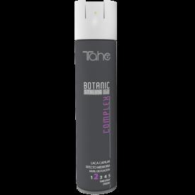 Tahe Lakier Do Włosów Elastycznie Utrwalający (3) Complex, 300 ml