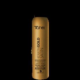 Tahe Keratynowa Pianka Do Włosów Suchych I Zniszczonych (3) Gold Satin, 300 ml