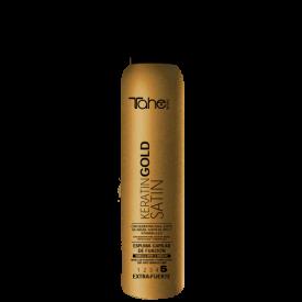 Tahe Keratynowa Pianka Do Włosów Suchych I Zniszczonych (5) Gold Satin, 300 ml