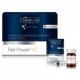 Bielenda Reti-Power 2 VС Zabieg Złuszczający Z Retinolem I Wit C