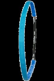 Opaska Do Włosów Ivybands Neon Blue Super Thin
