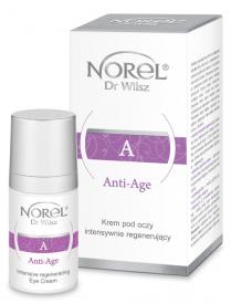 Norel Krem Pod Oczy Intensywnie Regenerujący Anti-Age, 15 ml