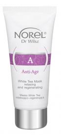 Norel Maska Relaksująca White Tea Anti-Age, 100 ml