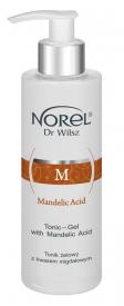 Norel Tonik Żelowy Z Kwasem Migdałowym Mandelic Acid, 200 ml