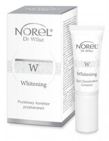 Norel Punktowy Korektor Przebarwień Whitening, 10 ml