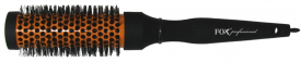 Szczotka Do Włosów Okrągła Pomarańczowa Fox Professional 33 mm