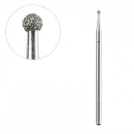 Frez Diamentowa Kulka 1,0/1,4mm Acurata