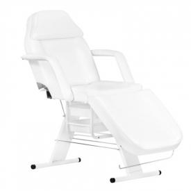 Fotel Kosmetyczny A 202 Z Kuwetami Biały