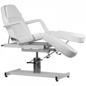 Fotel Do Pedicure Hydrauliczny A 210C Biały