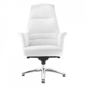 Fotel Kosmetyczny Rico 167 Biały #1