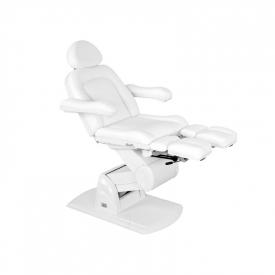 Fotel do pedicure Elektryczny Fabio Biały
