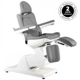 Fotel Do Pedicure Elektryczny Azzurro 870S - Szary #9