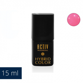 Lakier Hybryd UV LED 24 Prima Balerina Neonowy Róż 15ml #1