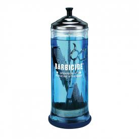 Pojemnik do dezynfekcji narzędzi szklany 1100 ml BARBICIDE