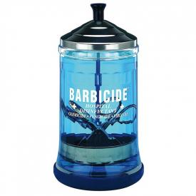 Pojemnik do dezynfekcji narzędzi szklany 750 ml Barbicide #2