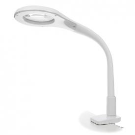 Lampa kosmetyczna LED 7W z lupą CLIP BC-8239C