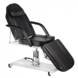 Fotel kosmetyczny hydrauliczny BW-210M Czarny #8