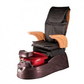 Fotel Pedicure SPA ARUBA BG-920 czarny