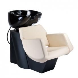 Myjnia fryzjerska NICO kremowa BD-7821