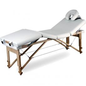 Stół Do Masażu Przenośny Składany Basic 3 Plus