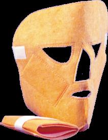 Maska i opaska do Jonoforezy - z elektrodami