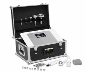 Mobilny Kombajn Kosmetyczny 7w1 - Mikrodermabrazja - Peeling Kawitacyjny - Ultradźwięki - Mezoterapia