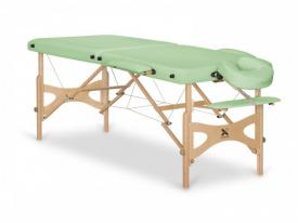 Stół do masażu Panda, Szerokość 70 cm (Stelaż Buk Naturalny)