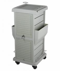 Pomocnik Fryzjerski Tower+ Grey