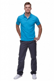 Koszulka Męska Rz504 Kolorowa #2
