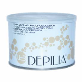 Depilia Delikatny Wosk Micromica, 400ml