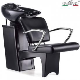 Gabbiano Myjnia Fryzjerska Q-2278 Czarna #1