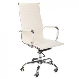 Fotel biurowy CorpoComfort BX-2035 Kremowy